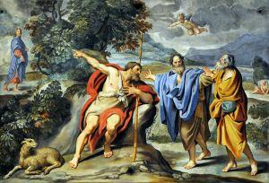 san giovanni indica gesu come messia